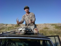 2010 mule deer from SE NM, Brian Cobb.