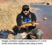 fishing-report-Abiqiuiiu-Lake-brown-trout-02_05_2019-NMDGF