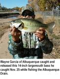 fishing-report-Albuquerque-drain-largemouth-bass-11_29_2016-NMDGF