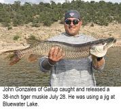 fishing-report-Bluewater-Lake-tiger-muskie-07_31_2018-NMDGF