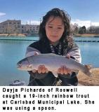 fishing-report-Carlsbad-Municipal-Lake-rainbow-trout-01_22_2019-NMDGF
