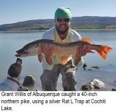fishing-report-Cochiti-Lake-northern-pike-07_17_2018-NMDGF