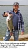 fishing-report-Conchas-Lake-largemouth-bass-05_08_2018-NMDGF
