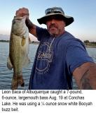 fishing-report-Conchas-Lake-largemouth-bass-08_28_2018-NMDGF