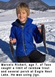 fishing-report-Eagle-Nest-Lake-rainbow-trout-01_08_2019-NMDGF