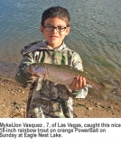fishing-report-Eagle-Nest-Lake-rainbow-trout-10_18_2016-NMDGF