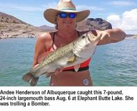 fishing-report-Elephant Butte-Lake-largemouth-bass-08_16_2016-NMDGF