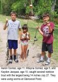 fishing-report-Glenwood-Pond-rainbow-trout-07_31_2018-NMDGF