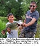 fishing-report-Lake-Roberts-largemouth-bass-08_02_2016-NMDGF
