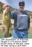 fishing-report-Navajo-Lake-smallmouth-bass-04_16_2019-NMDGF