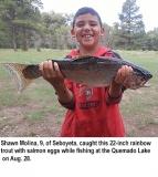 fishing-report-Quemado-Lake-rainbow-trout-08_30_2016-NMDGF