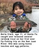 fishing-report-San-Juan-River-first-rainbow-trout-02_12_2019-NMDGF