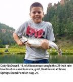 fishing-report-Seven-Springs-rainbow-trout-08_23_2016-NMDGF