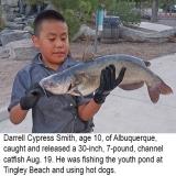 fishing-report-Tingley-Beach-channel-catfish-08_28_2018-NMDGF