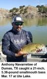 fishing-report-Ute-Lake-smallmouth-bass-03_20_2018-NMDGF