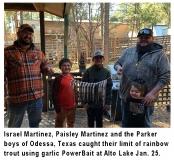 fishing-report-alto-lake-rainbow-trout-01-28-2020-NMDGF