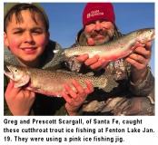 fishing-report-fenton-lake-cutthroat-trout-01-21-2020-NMDGF
