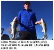 fishing-report-santa-rose-lake-walleye-01-17-2020-NMDGF