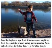 fishing-report-tingley-beach-raimbow-trout-12-10-2019-NMDGF