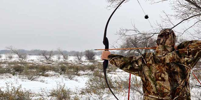 While the bow hunting season might be over, putting away your archery equipment might be a mistake. The most successful bow hunters continue to practice in the offseason and salad shooting can provide the means to stay sharp. New Mexico Wildlife magazine, NMDGF