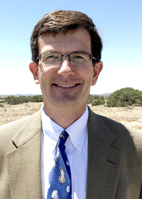 Michael Sloane, a 24-year employee of the New Mexico Department of Game and Fish, has been named the department's new director by the State Game Commission. New Mexico Wildlife magazine Winter 2018 Vol61, Num1, New Mexico Department of Game and Fish.