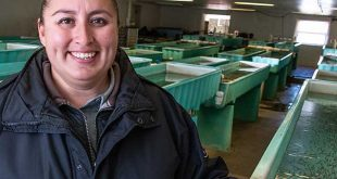 Q&A: Meet Francina Martinez-Valencia, Lisboa Springs Hatchery Manager