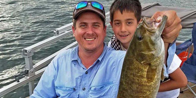 Meet Dustin Berg, the New Author of the Weekly Fishing Report
