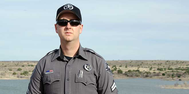 Lobato was recently promoted to corporal with the Roswell Supervisory District.