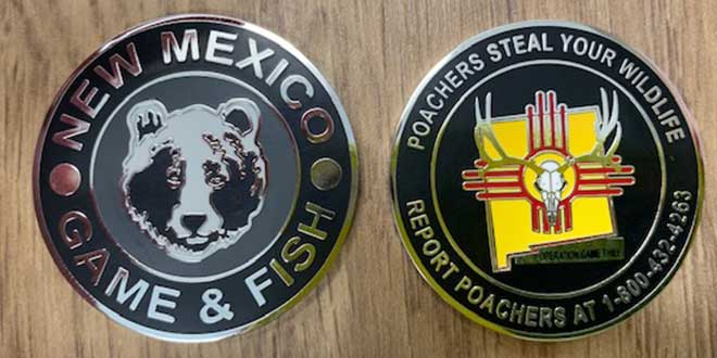 Where can I buy a Challenge coin - NMDGF OGT